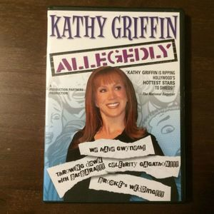 Kathy Griffin Allegedly 2004 live stand up comedy